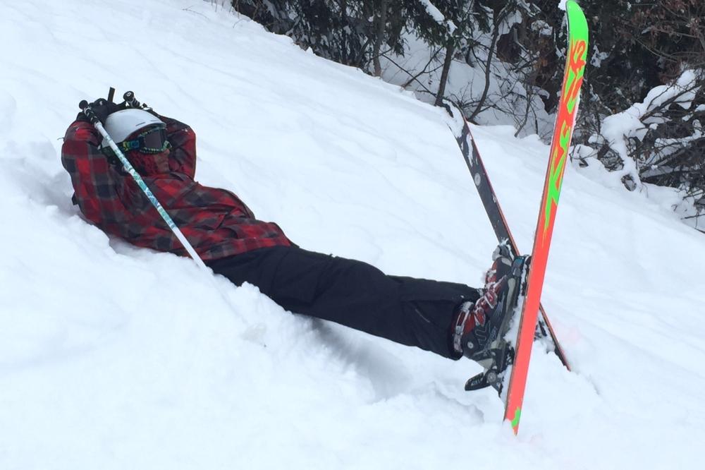 Venez skier avec nous